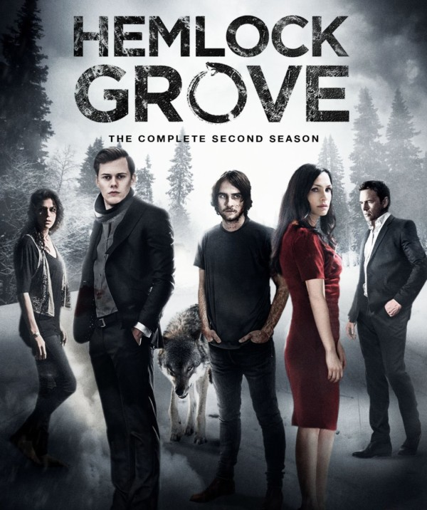 Hemlock Grove. TV Series.