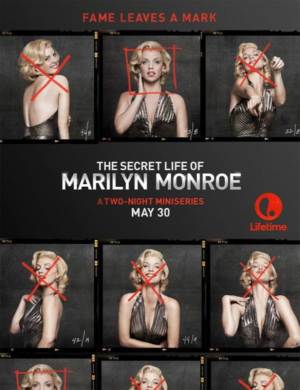 Secret life of Marilyn Monroe. TV Miniseries.