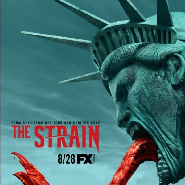 "TV series ""The Strain"" poster"