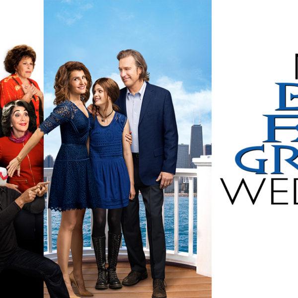 """My Big Fat Greek Wedding 2"" film poster"