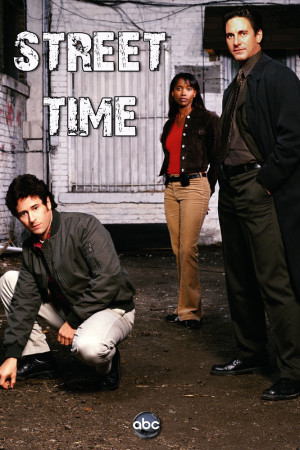 "TV series ""Street Time"" poster"