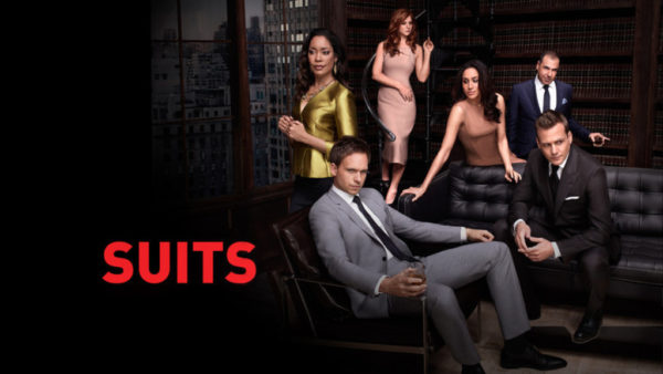 "TV series ""Suits"" poster"