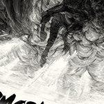 "TV series ""American Gods"" concept art poster."