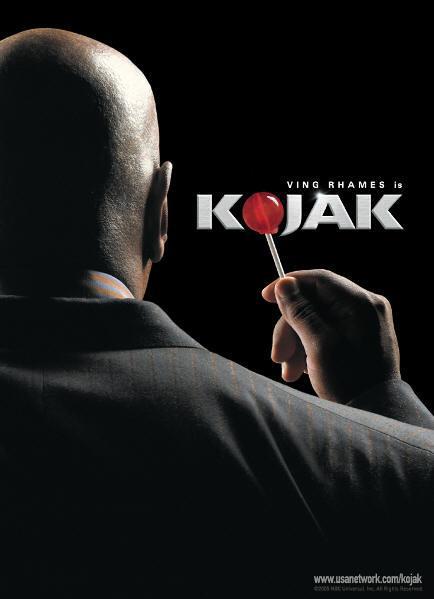 Kojak. TV Series.