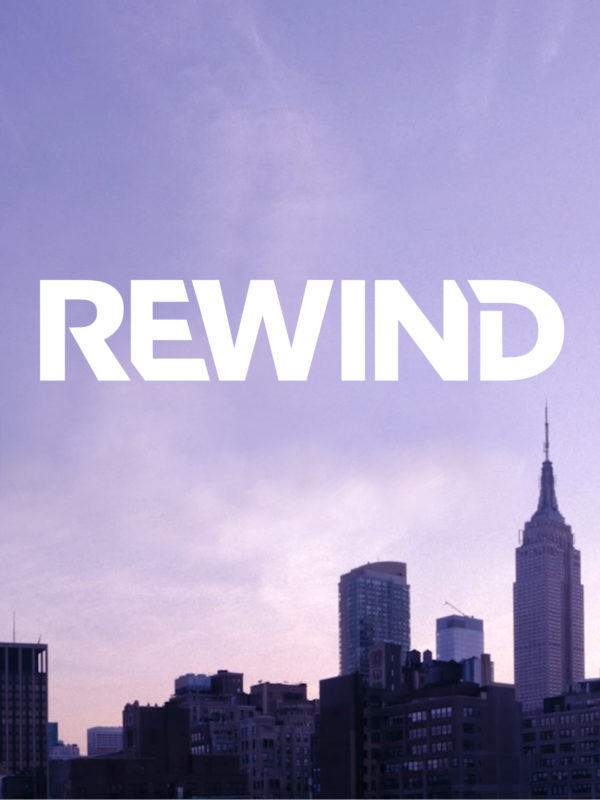 "TV series ""Rewind"" poster"