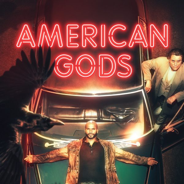 "TV Series Poster for ""American Gods"""